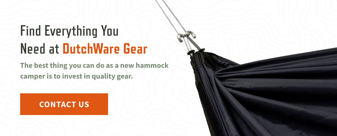 a call to action to find everything you need at dutchware gear